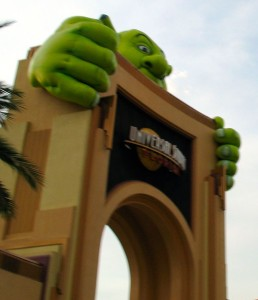 shrek gate