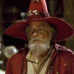 The Colour of MagicSir David Jason as Rincewind©RHI/Bill Kaye